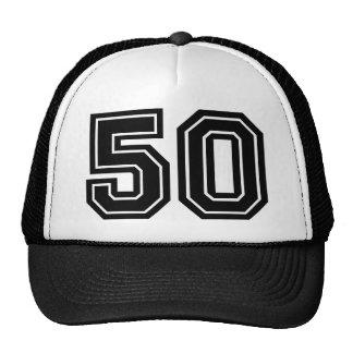 50th Birthday Classic Cap