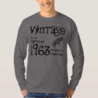 50th Birthday Gift 1963 Vintage Brew H239L T Shirt