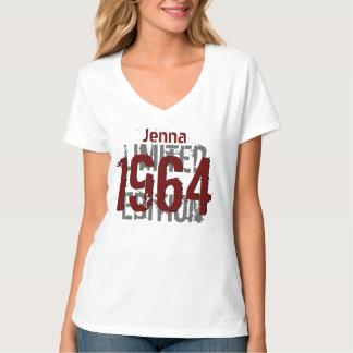 50th Birthday Gift 1964 Limited Edition v3 T-Shirt