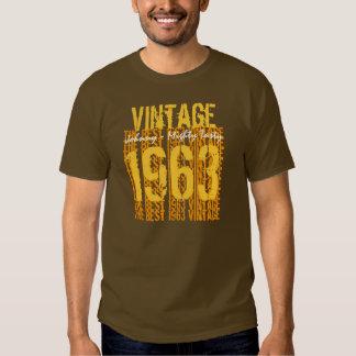 50th Birthday Gift Best 1963 Vintage T-shirts