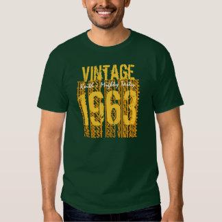 50th Birthday Gift Best 1963 Vintage V009B T-shirts