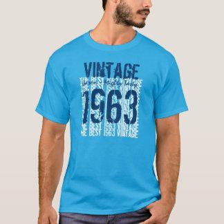 50th Birthday Gift Best 1963 Vintage V009F T-Shirt