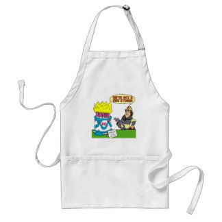 50th Birthday Gifts Apron