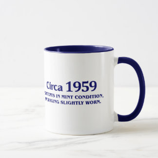 50th birthday gifts for sale! mug