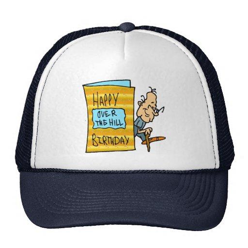 50th Birthday Gifts Trucker Hats