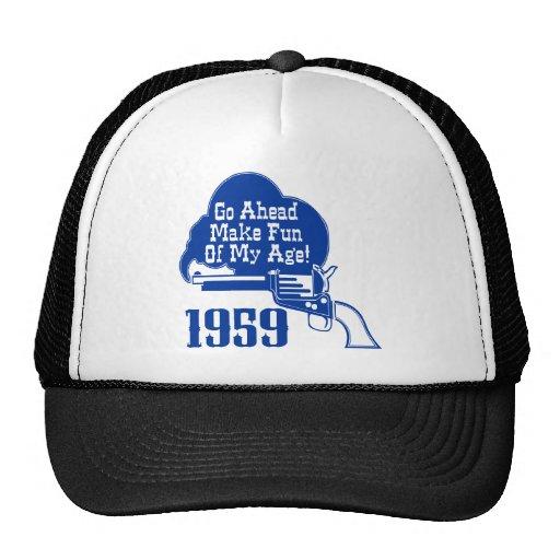 50th Birthday Gifts! Trucker Hats