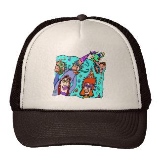 50th Birthday Gifts Hats