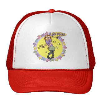 50th Birthday Gifts Mesh Hats