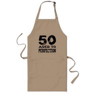 50th Birthday Gifts! Long Apron