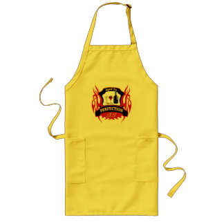 50th Birthday Gifts Long Apron