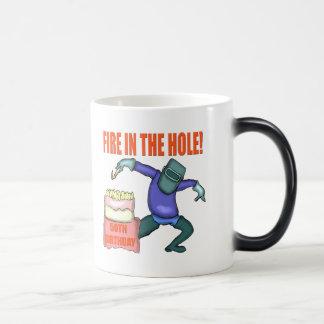50th Birthday Gifts Magic Mug