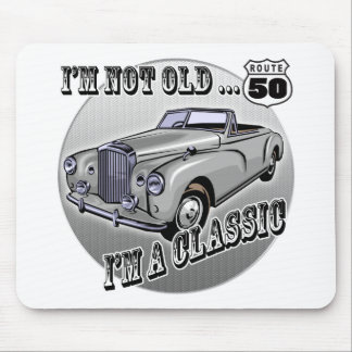 50th Birthday Gifts Mouse Pads