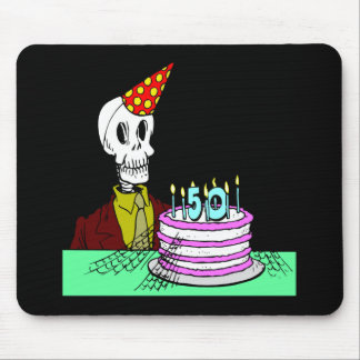50th Birthday Gifts Mouse Pad