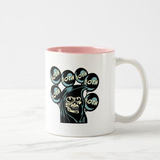 50th Birthday Gifts Coffee Mug