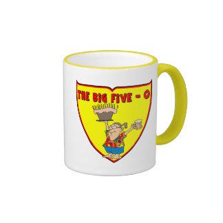 50th Birthday Gifts Mugs