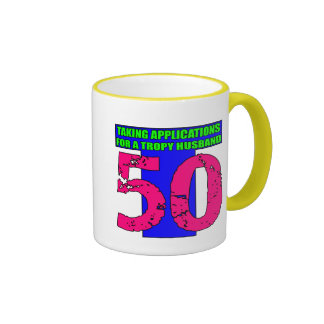 50th Birthday Gifts Coffee Mug