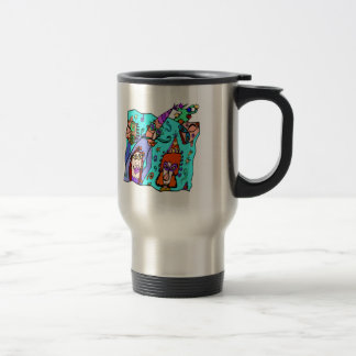 50th Birthday Gifts Stainless Steel Travel Mug