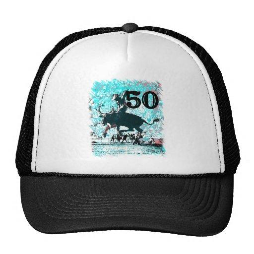 50th Birthday Mesh Hat