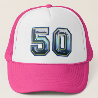 50th Birthday Party Cap