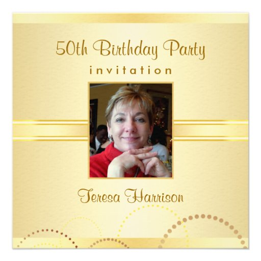 how to create a birthday invitation text