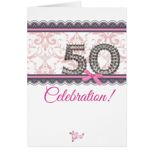 50th Celebration! Greeting Cards