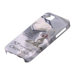 50th Custom Name Ordination Anniversary Chalice iPhone 5 Case