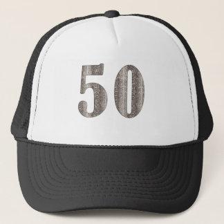 50th Snakeskin Cap