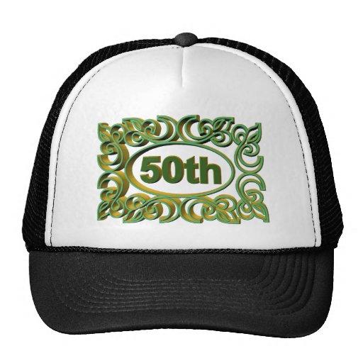 50th Wedding Anniversary Gifts Hats