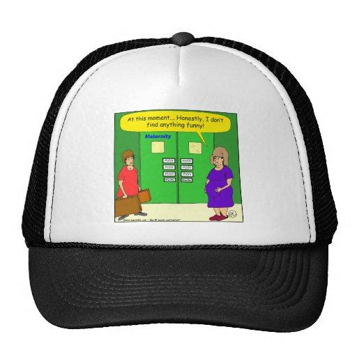 511 maternity ward push cartoon hat