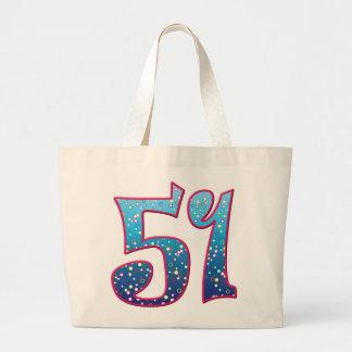 51 Age Rave Canvas Bags