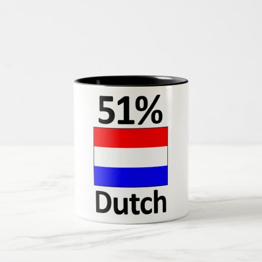 51% Dutch Coffee Mug