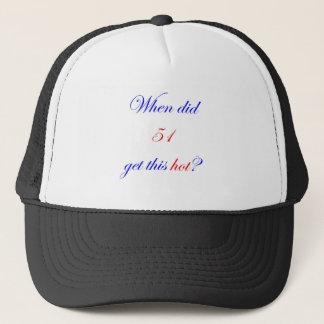 51 Hot Trucker Hat