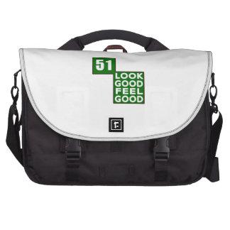 51 Look Good Feel Good Laptop Computer Bag