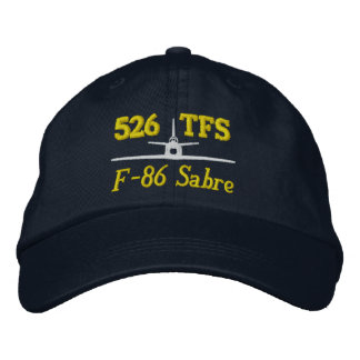 526 TFS F-86 Golf Hat