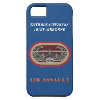 526TH BDE SUPPORT BN 101ST ABN iPHONE CASE