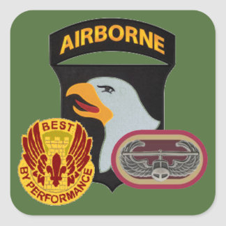 526TH BRIGADE SUPPORT BN 101ST AIRBORNE STICKERS