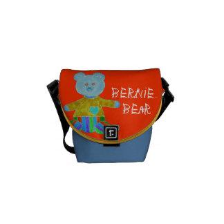 $52,95 / € 41,75  Bernie Bear kid's School bag Courier Bag