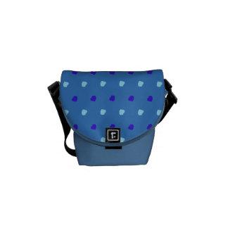 $52,95 / € 41,75  Colorful blue School Bag Courier Bags