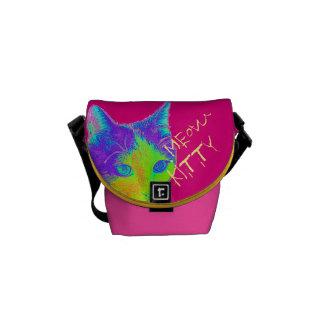 $52,95 / € 41,75 Meow Kitty Schoolbag Messenger Bag
