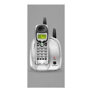 52-Free-3d-Cordless-Phone-Clipart-Illustration Customized Rack Card