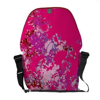 52 k Bag Extra Vaganza Hot Pink Extravaganza Courier Bag