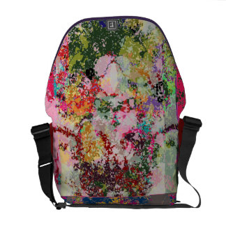 52 MM Pick Up Extra Vaganza Head Rush Woman Courier Bag