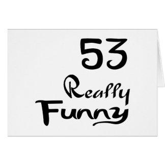 53 Really Funny Birthday Designs Card