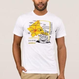 540 Chapter Culpeper Virginia T-Shirt