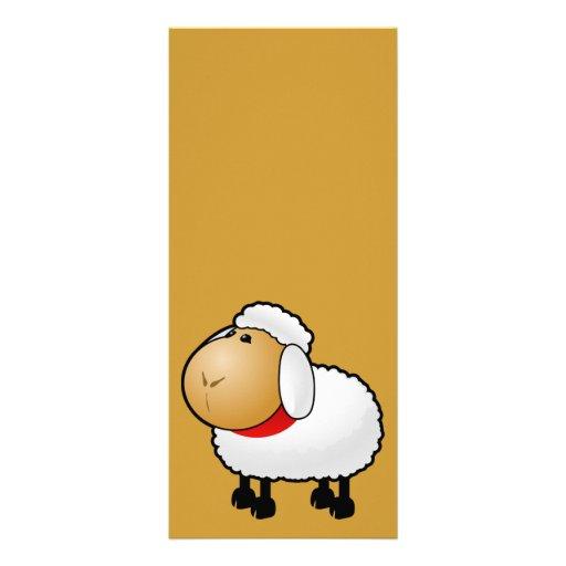 54-Free-Cartoon-Sheep-Clipart-Illustration Rack Card