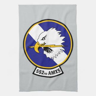 552nd Aircraft Maintenance Squadron - AMXS Hand Towels
