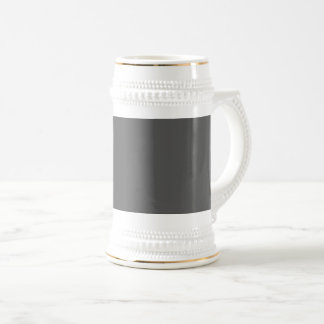 #555555 Hex Code Web Color Dark Gray Grey Business Beer Stein