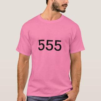 555 VHS 1980s Shirt