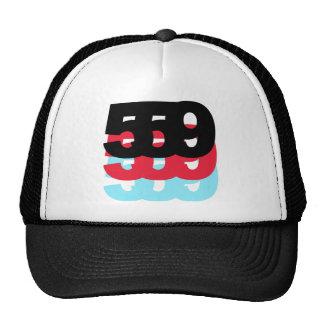 559 Area Code Cap
