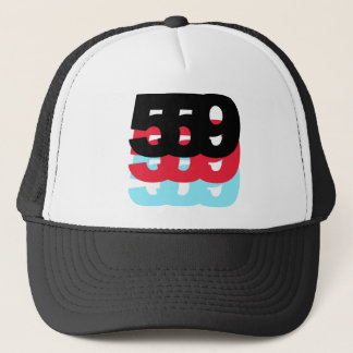 559 Area Code Trucker Hat